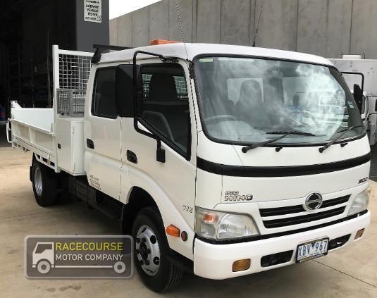 2009 Hino 300 Series Racecourse Motor Company - Trucks for Sale