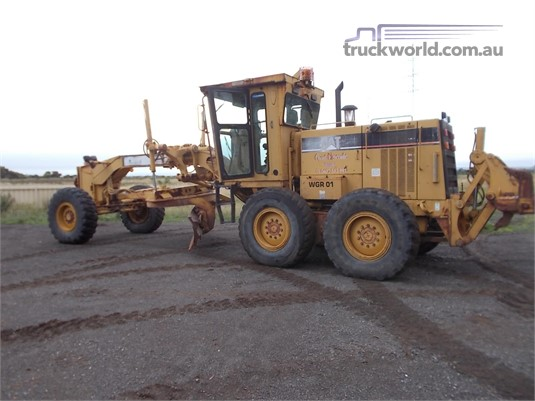 1996 Caterpillar 12H - Heavy Machinery for Sale