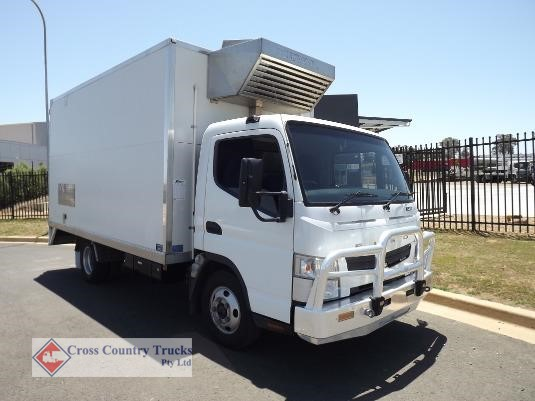2013 Fuso Canter 615 Cross Country Trucks Pty Ltd - Trucks for Sale