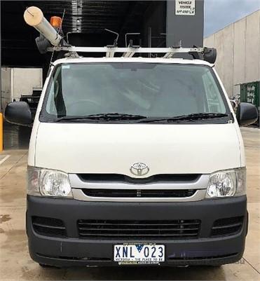 67354c3f18 ... 2010 Toyota Hiace Kdh201r My10 Lwb - Truckworld.com.au - Light  Commercial for ...