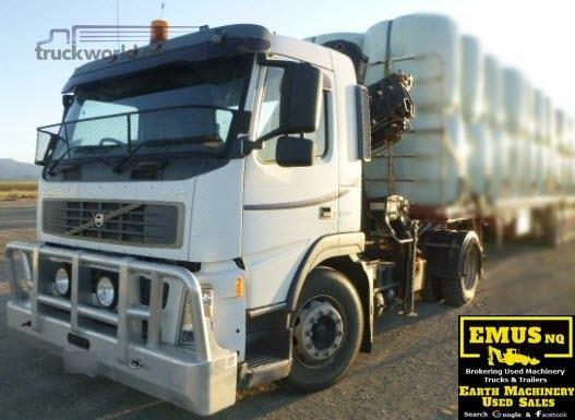 2004 Volvo FM9 Trucks for Sale
