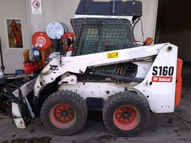Bobcat S160 Usato