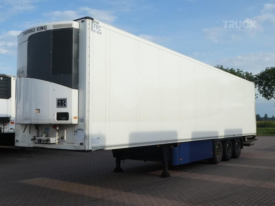 SCHMITZ CARGOBULL SKO 24 DOPPELSTOCK TK SLX 400 TAILLIFT