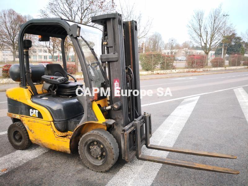 CATERPILLAR GP25N