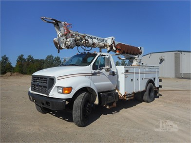 2004 ford f750 value