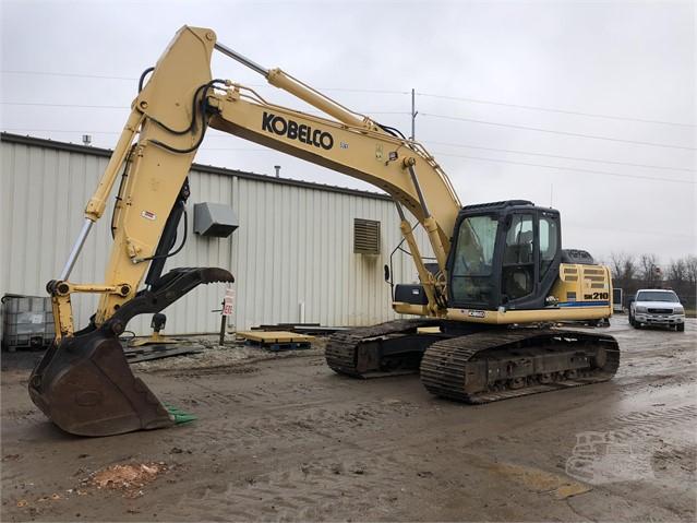2012 KOBELCO SK210 LC-9 For Sale In Springfield, Missouri