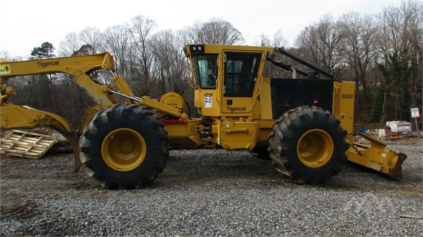 TIGERCAT Forestry Equipment For Sale in North Carolina - 34