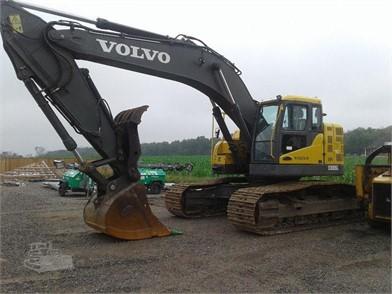 VOLVO ECR305CL For Sale - 31 Listings | MachineryTrader com