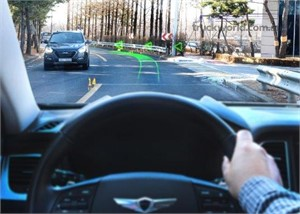 Hyundai Reveals New Augmented Reality Navigation System At CES 2019