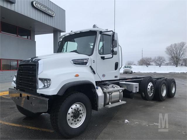 Freightliner Columbus Ne >> 2019 Freightliner 114sd For Sale In Columbus Nebraska