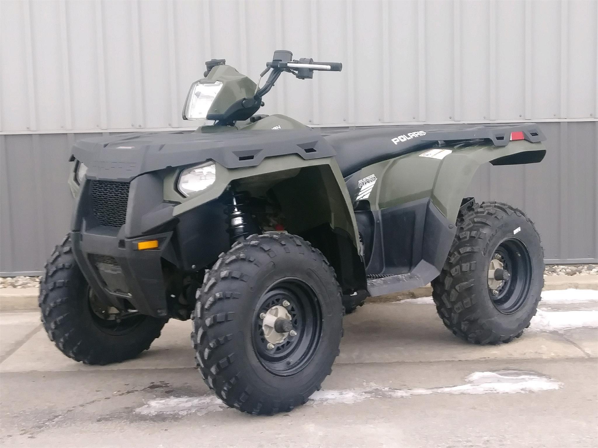2013 POLARIS SPORTSMAN 500 HO For Sale in Atlantic, Iowa