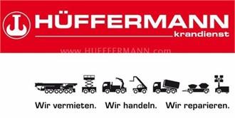 HUEFFERMANN 2-ACHS SCHLITTENANHÄNGER / HSA 18.70 L
