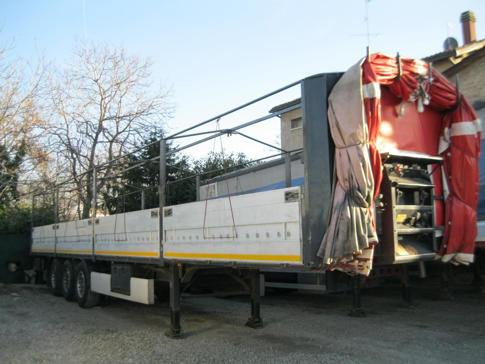 Krone 13,60 BUCA COILS Second-hand
