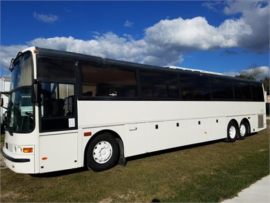 VANHOOL Passenger Bus For Sale In Dade City, Florida - 5