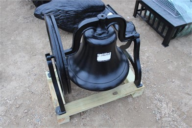 LARGE BELL ON STAND Other Auction Results - 1 Listings