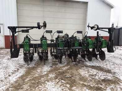 Farm Equipment Auction Results In Ladysmith, Wisconsin