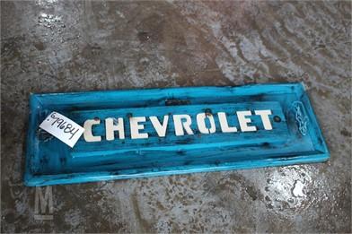 587c18de0b4e Metal Chevrolet