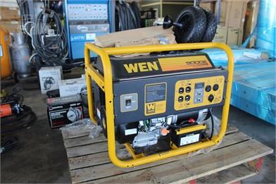 WEN 9000W GAS GENERATOR Other Auktionsergebnisse - 3 ... on