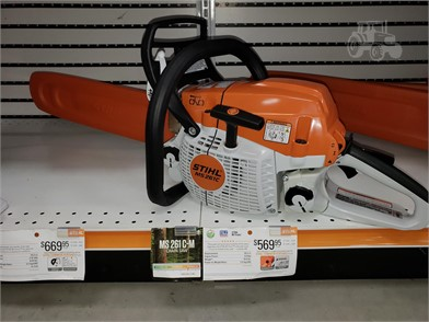 STIHL MS 261 C-M For Sale - 1 Listings | TractorHouse com - Page 1 of 1