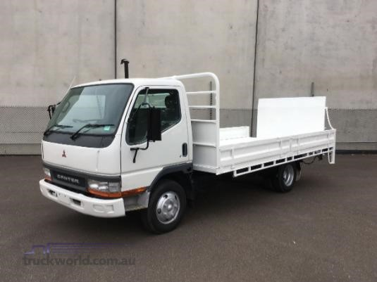 2000 Mitsubishi Canter FE647 Trucks for Sale
