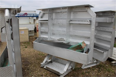 ALUMINUM HEADACHE RACK   Other Auction Results - 6 Listings