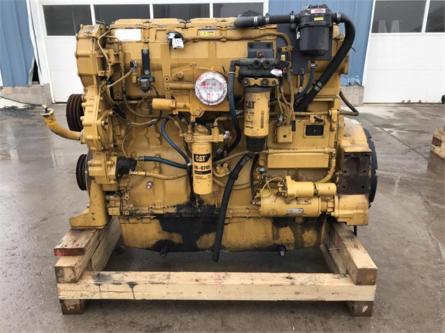 2012 CAT C18 Engine For Sale In East Earl, Pennsylvania