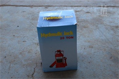 8dafddfaff23 Unused Hyd. 20 Ton Jack Other Auction Results - 1 Listings ...