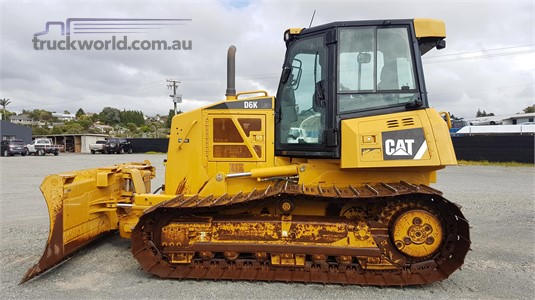2010 Caterpillar D6K LGP - Heavy Machinery for Sale