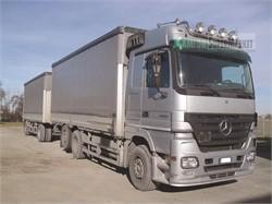 Mercedes-benz Actros 2550