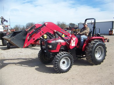 MAHINDRA Tractors Auction Results - 153 Listings