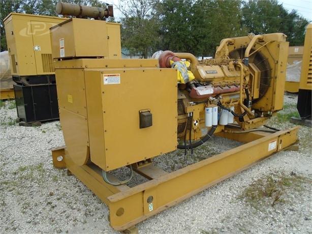 CATERPILLAR 500 KW Generators For Sale - 12 Listings