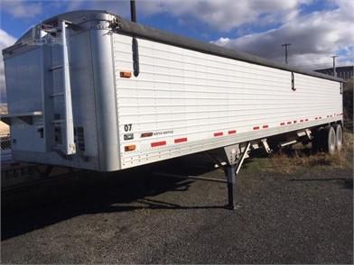 Hopper / Grain Trailers For Sale In Montana - 65 Listings
