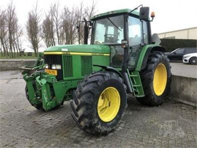 Used JOHN DEERE 6610 For Sale - 11 Listings | Tractor House Deutschland
