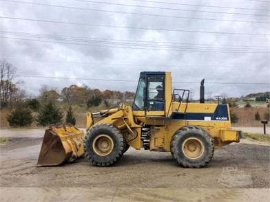 KOMATSU WA300-1 For Sale - 3 Listings | MachineryTrader com