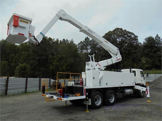 2006 Gmj Equipment LLF16.350 - Heavy Machinery for Sale