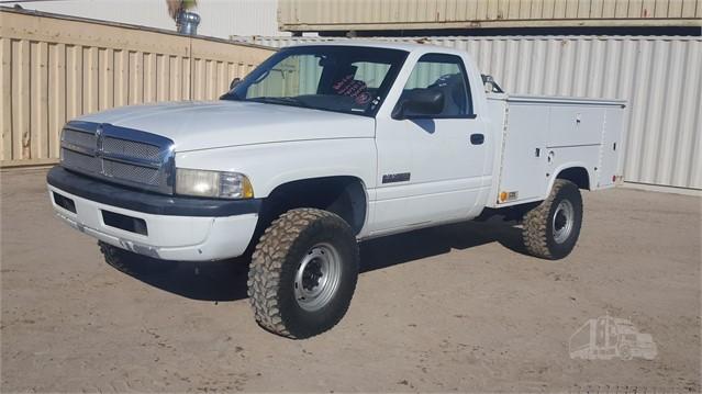 1996 DODGE RAM 2500 For Sale In Colton, California