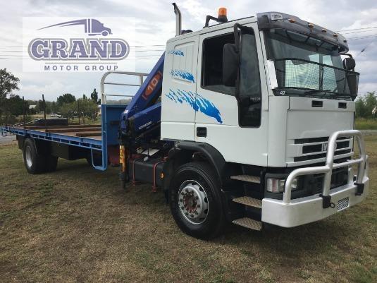 2002 Iveco Eurocargo 180E28 Grand Motor Group - Trucks for Sale