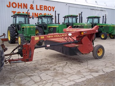 Hay And Forage Equipment For Sale By John & Leroy Tomlinson