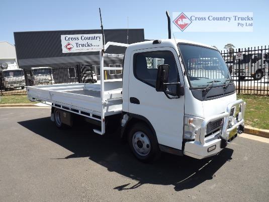2005 Mitsubishi Canter Cross Country Trucks Pty Ltd - Trucks for Sale
