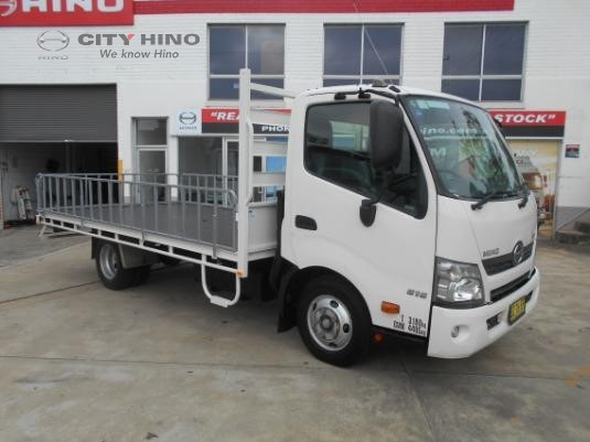 2014 Hino 300 Series 616 Medium Auto City Hino - Trucks for Sale