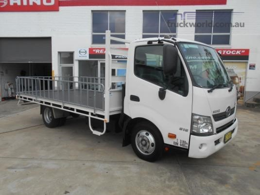 2014 Hino 300 Series 616 Medium Auto Trucks for Sale