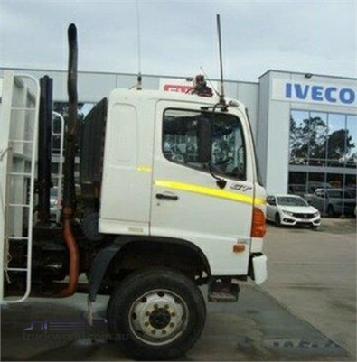2004 Hino GT1J 4x4 - Truckworld.com.au - Trucks for Sale