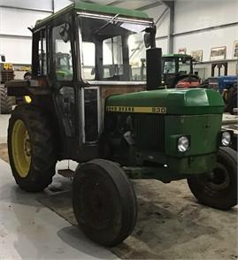 Gebruikt JOHN DEERE 930 Te Koop - 222 Advertenties   Tractor