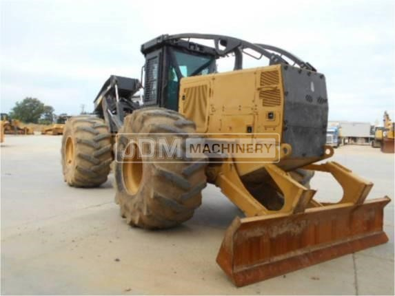 CATERPILLAR 555D Skidders Logging Equipment For Sale - 7