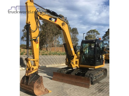 2015 Caterpillar 308E2 CR SB Heavy Machinery for Sale