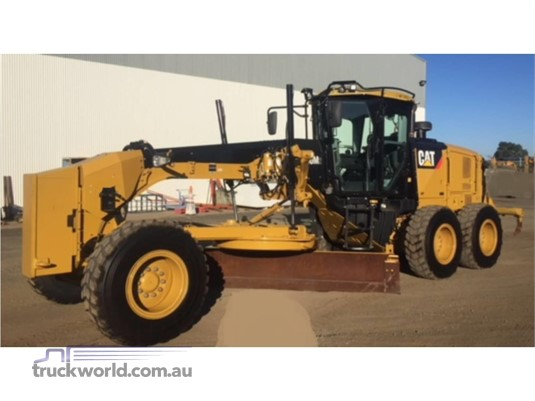 2012 Caterpillar 140M2 Heavy Machinery for Sale
