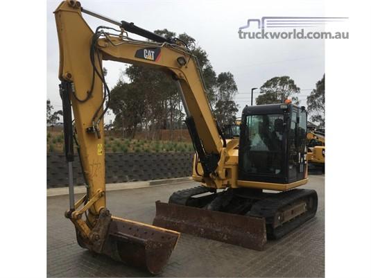 2012 Caterpillar 308E CR SB - Heavy Machinery for Sale