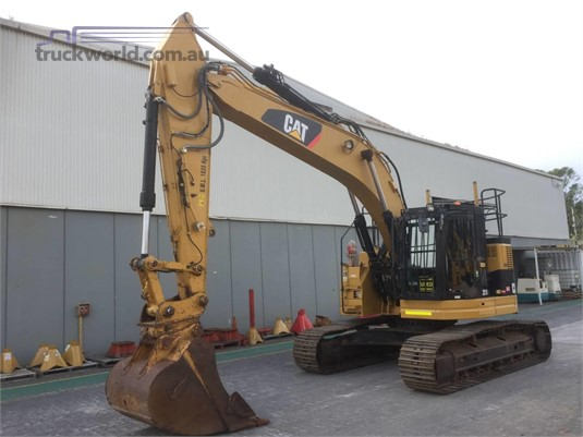 2011 Caterpillar 321D LCR - Heavy Machinery for Sale