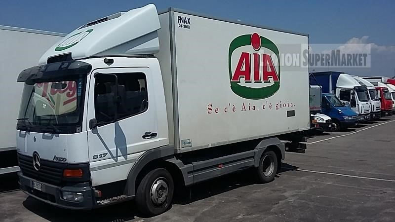 Mercedes-Benz ATEGO 817 Second-hand