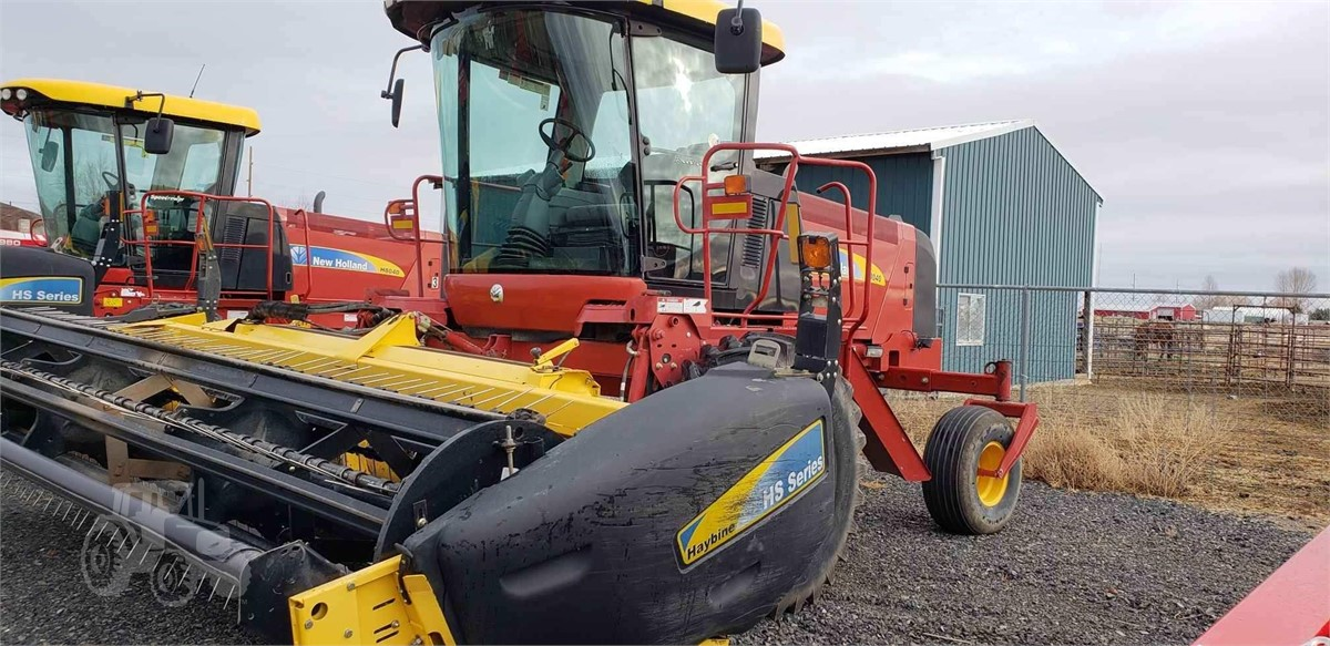 2009 NEW HOLLAND H8040 For Sale In Christmas Valley, Oregon